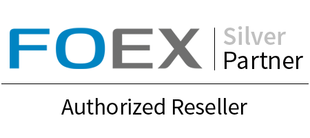 FOEX Silver Partner status logo