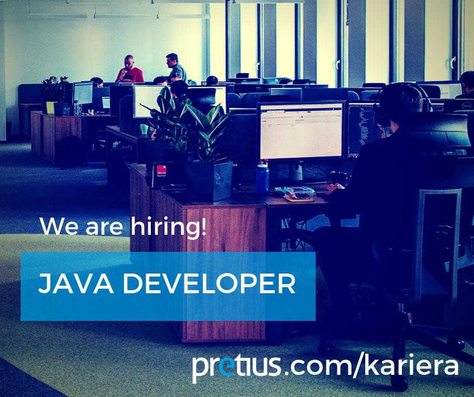 Programista Java Oferta Pracy Pretius